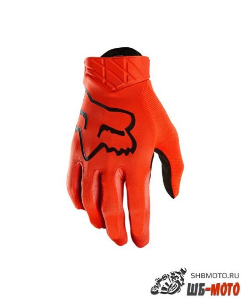 Мотоперчатки Fox Airline Glove Flow Orange