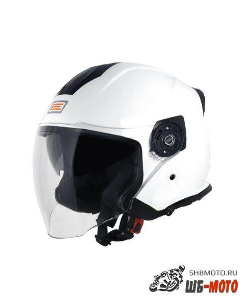 ORIGINE Шлем Palio Solid белый глянцевый