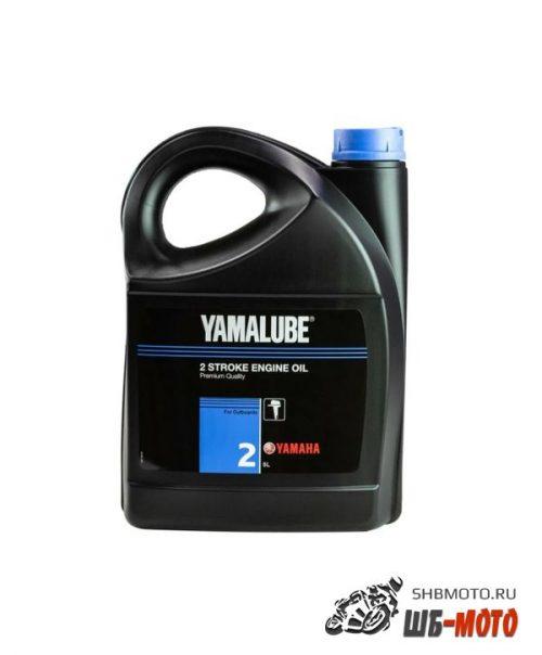 90790BG20200 Моторное масло YAMALUBE 2 Marine Mineral Oil (5 л)