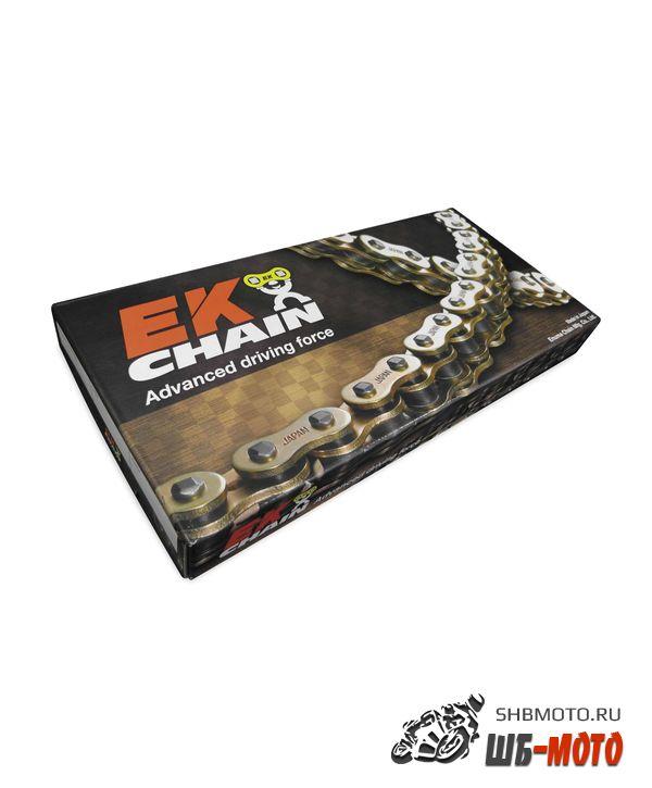 Цепь EK CHAIN 530 MVXZ2-108  EK CUT CHAIN W/MLJ