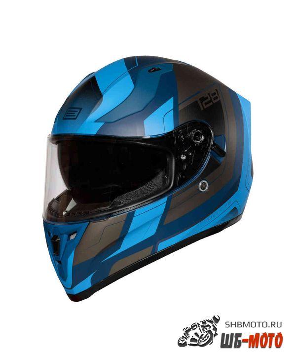 ORIGINE Шлем Strada Advanced синий/черный матовый