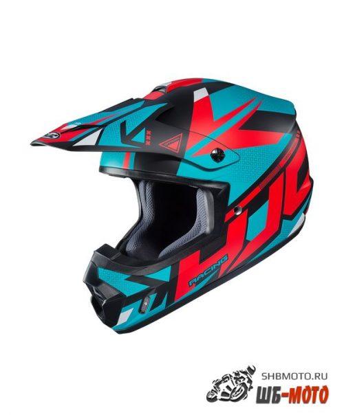 HJC Шлем CS-MXII MADAX MC21SF