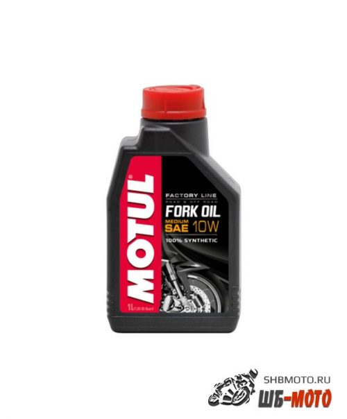MOTUL FORK OIL FL M 10W 10W  (1л)