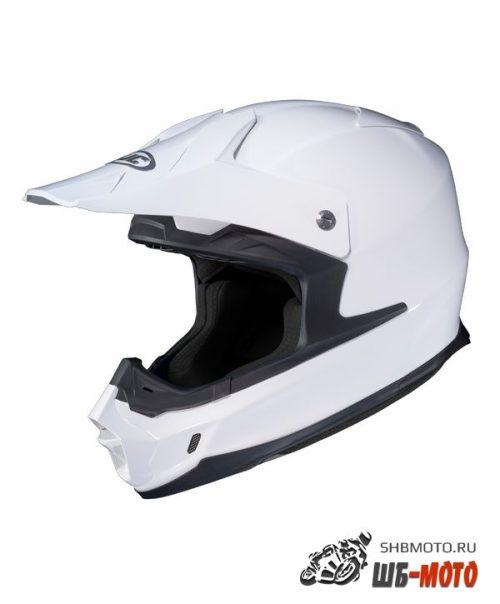 HJC Шлем FX-CROSS WHITE