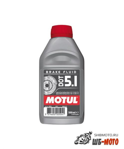 MOTUL DOT 5.1 Brake Fluid   (0,5л)