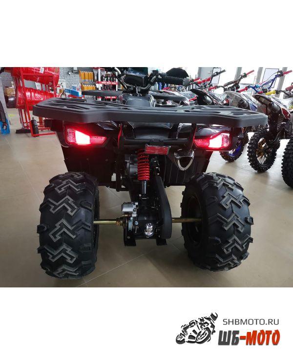 Квадроцикл AVANTIS H200 Big Lux Черный