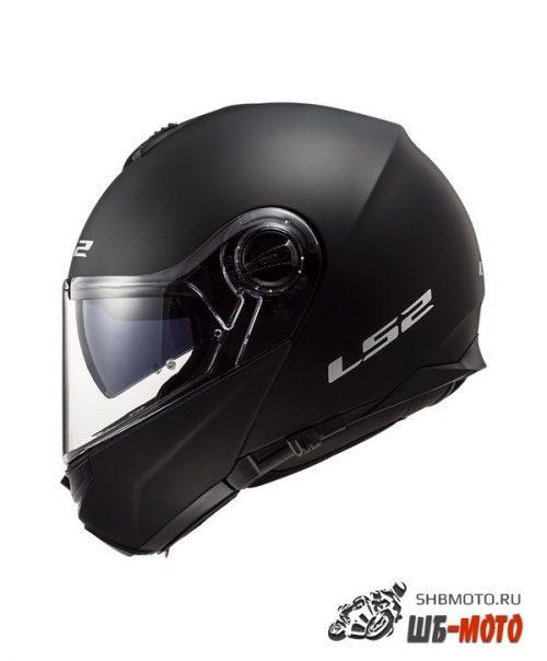 Шлем LS2 FF325 STROBE electricSNOW Gloss BLACK