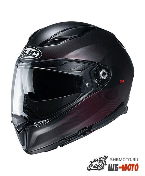 HJC Шлем F70 SAMOS MC1SF