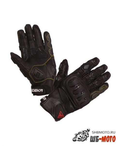Перчатки Baali Modeka Black
