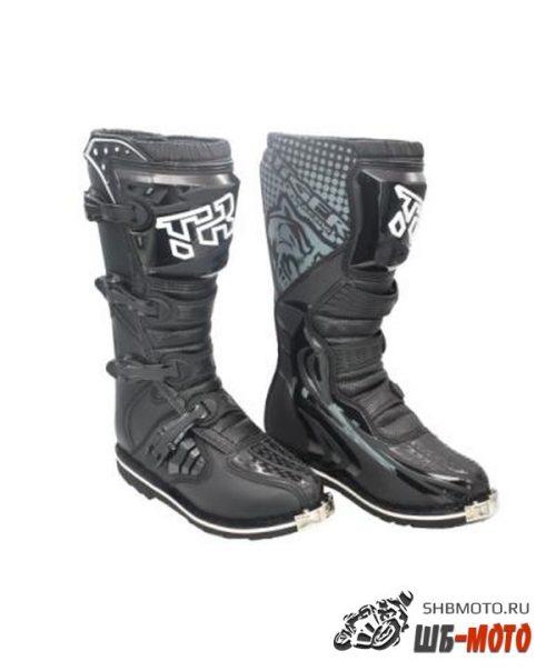Мотоботы кроссовые TIGER MTR-E001 черный