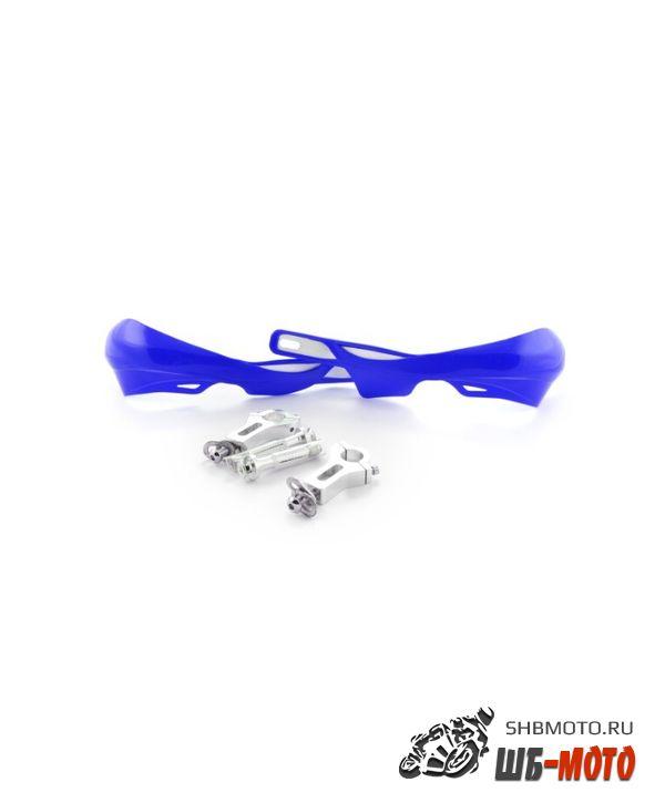 Защита рук (пара) HP03 синия армированная SM-PARTS