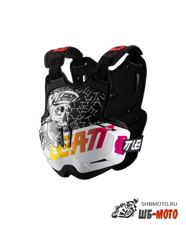 Защита панцирь Leatt Chest Protector 2.5 Torque Skull 2021