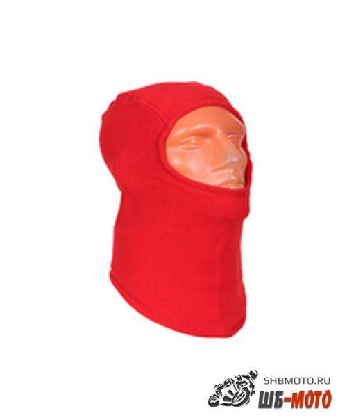 REXWEAR Подшлемник теплый флисовый красный