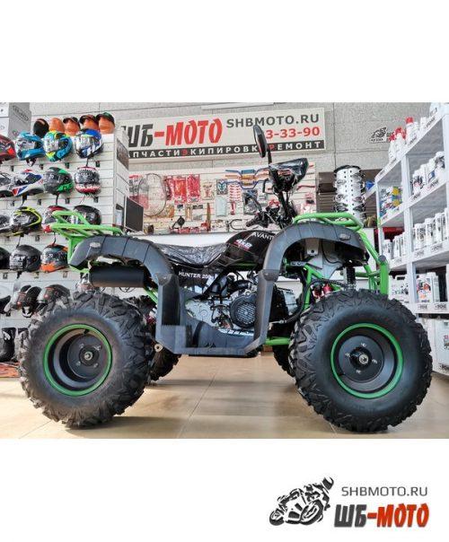Комплект для сборки AVANTIS H200 Big Lux Черный/Зеленый