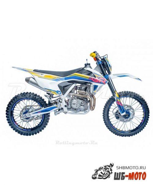 Мотоцикл кроссовый GR2 300 PRO  21/18 (2020 г.)