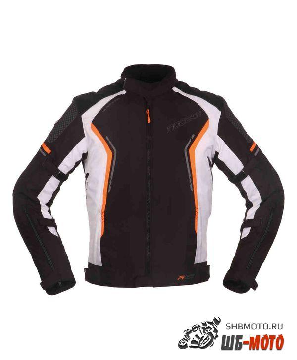 Куртка Khao Modeka Black White