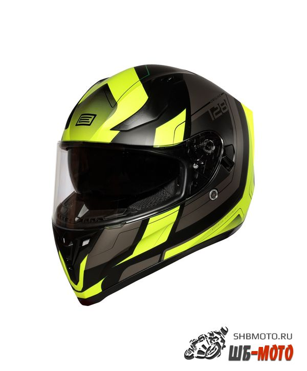 ORIGINE Шлем Strada Advanced Hi-Vis желтый/черный матовый