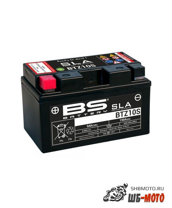 BS-Battery Аккумулятор BTZ10S/YTZ10S