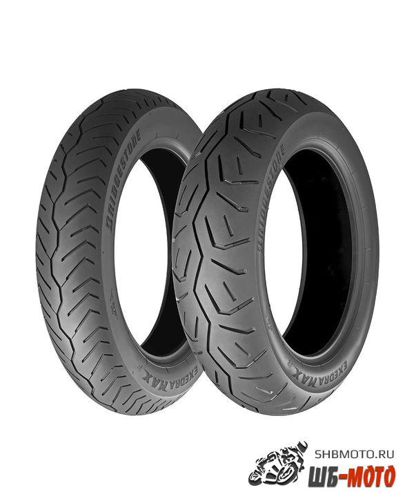Мотошина Bridgestone Exedra E-MAX 180/70 R16 77V TL Rear