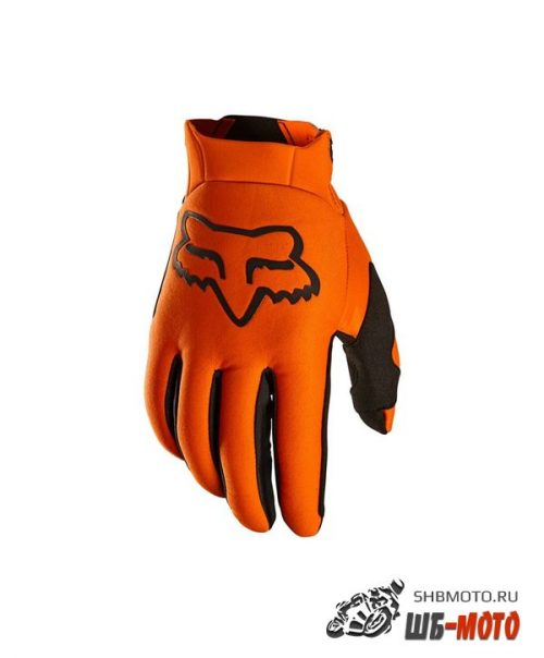 Мотоперчатки Fox Legion Thermo Glove Flow Orange 2021