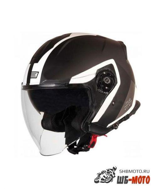 ORIGINE Шлем Palio Techy черный/белый