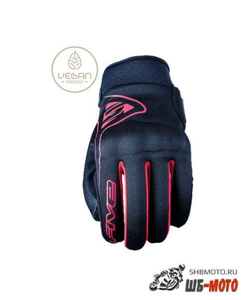 FIVE Перчатки GLOBE Black/Red
