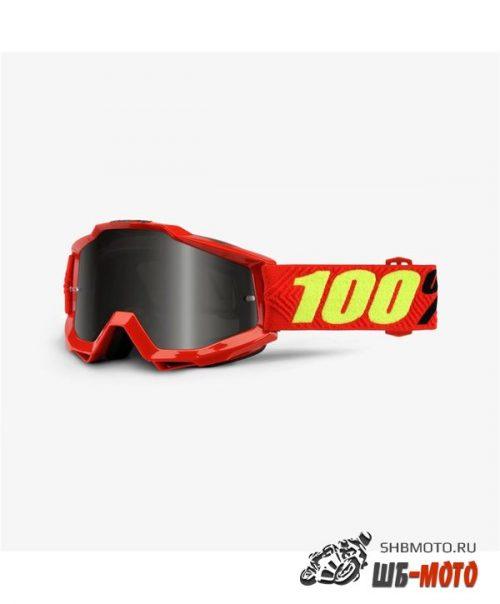 Очки 100% Accuri Sand Saarinen / Grey Smoke Lens