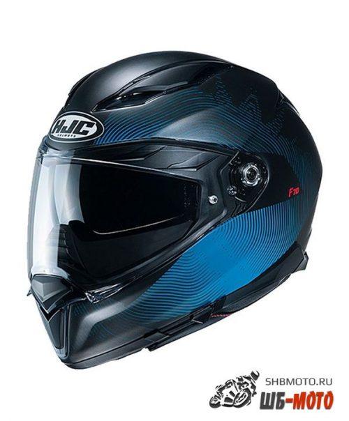 HJC Шлем F70 SAMOS MC2SF