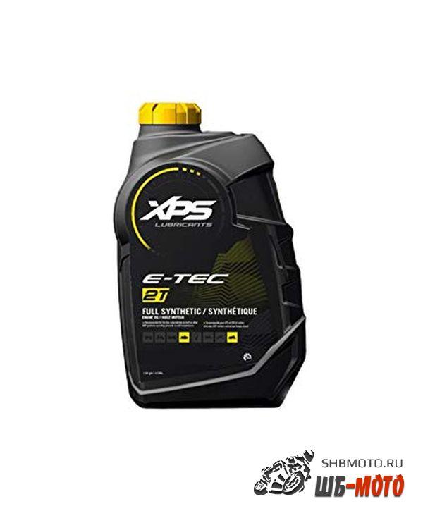 Масло BRP XPS 2х тактное синтетика 1L