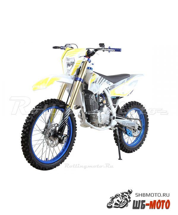 Мотоцикл кроссовый ATAKI DR250 (4T 172FMM) Enduro