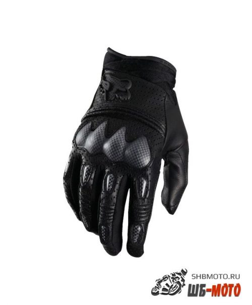 Мотоперчатки Fox Bomber S Glove Black