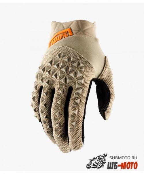 100% Перчатки Airmatic Glove текстиль Sand