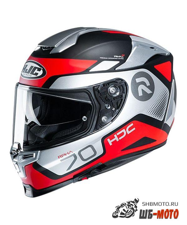 HJC Шлем RPHA 70 SHUKY MC1SF