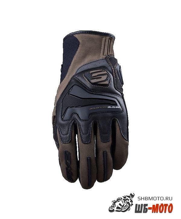 FIVE Перчатки RS4 коричневые