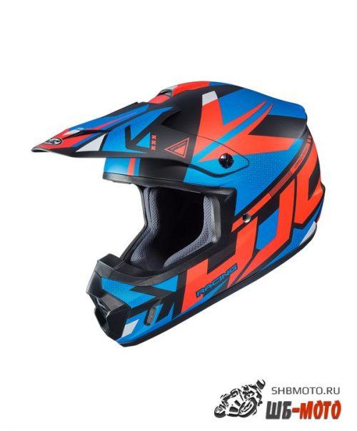 HJC Шлем CS-MXII MADAX MC26SF