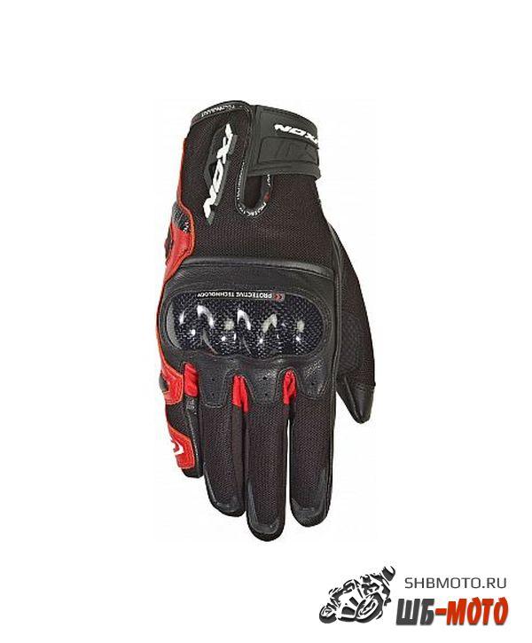 Перчатки IXON RISE AIR Black Red