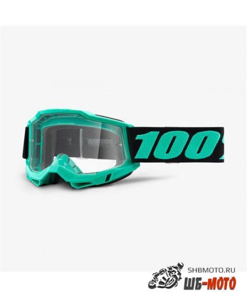 Очки 100% Accuri 2 Goggle Tokyo / Clear Lens