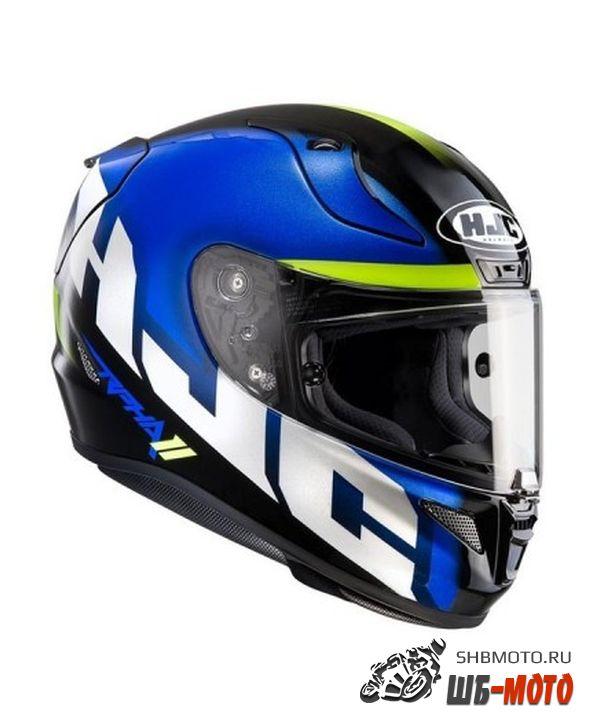 HJC Шлем RPHA 11 SPICHO MC2