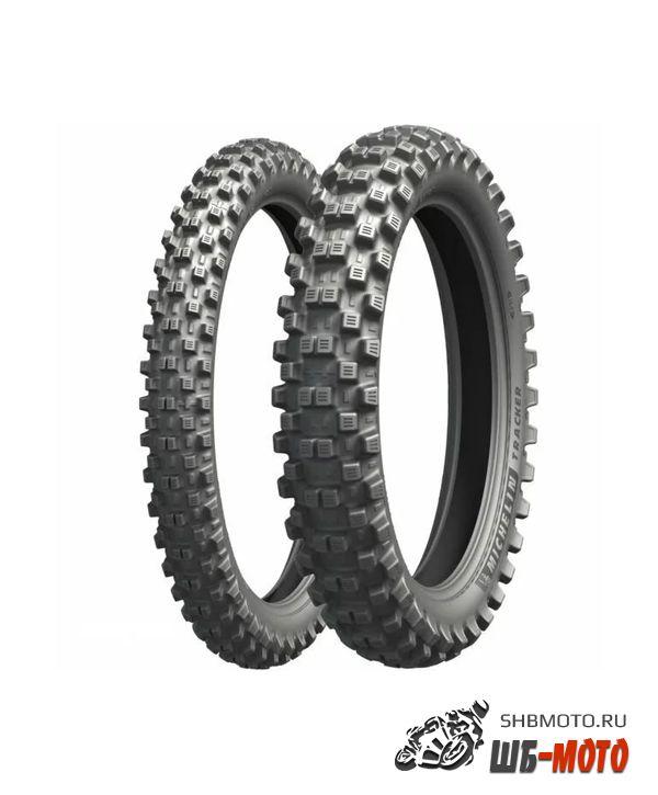 Мотошина Michelin Tracker 110/100 -18 64R TT Rear