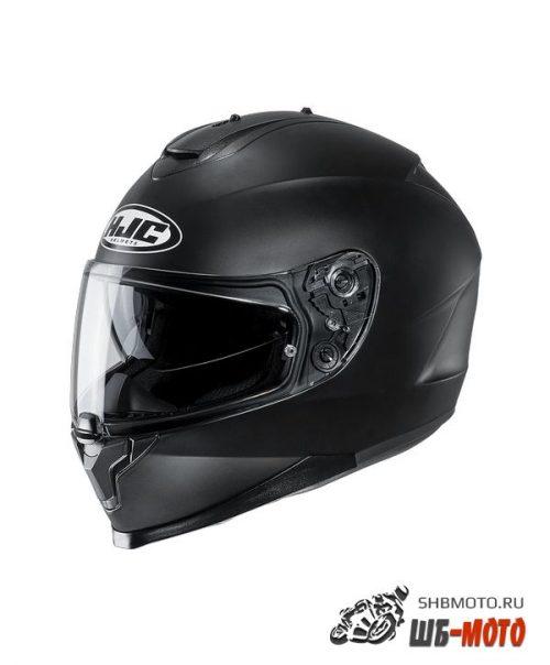 HJC Шлем C 70 SEMI FLAT BLACK