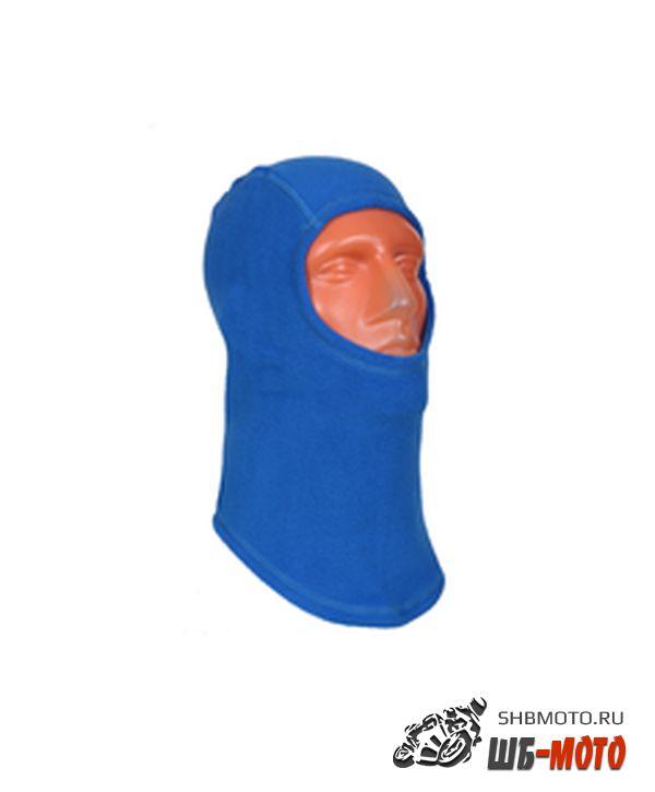 REXWEAR Подшлемник теплый флисовый синий