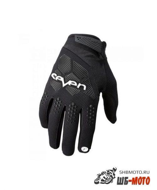 Seven MX кроссовые мотоперчатки Черн