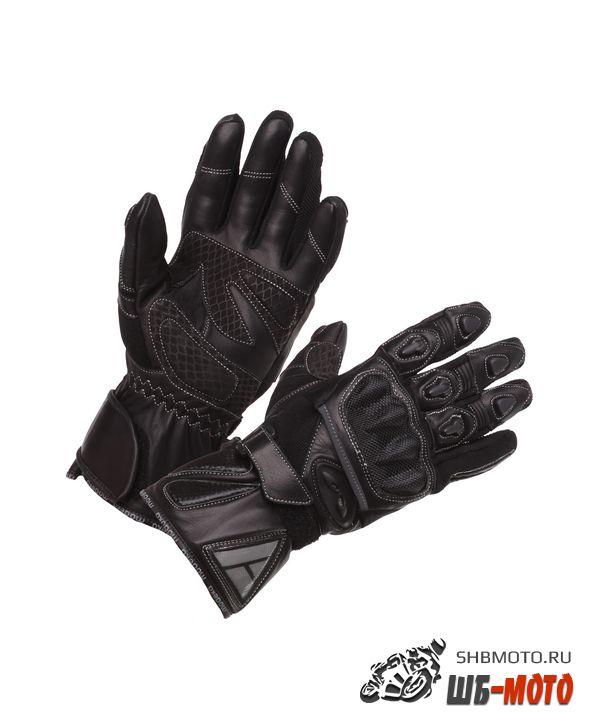 Перчатки Gobi Traveller DRY Modeka Black