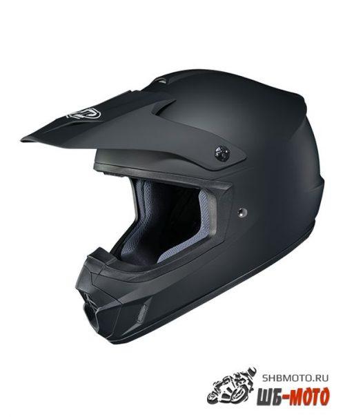 HJC Шлем CS-MXII FLAT BLACK
