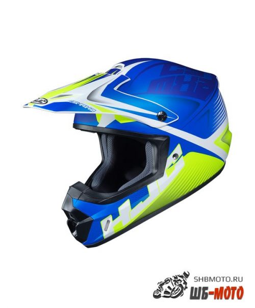 HJC Шлем CS-MXII ELLUSION MC2SF