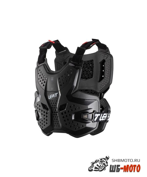 Защита панцирь Leatt Chest Protector 3.5 Black, OS