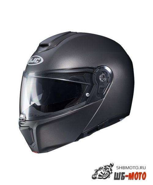 HJC Шлем RPHA 90 SEMI FLAT TITANIUM