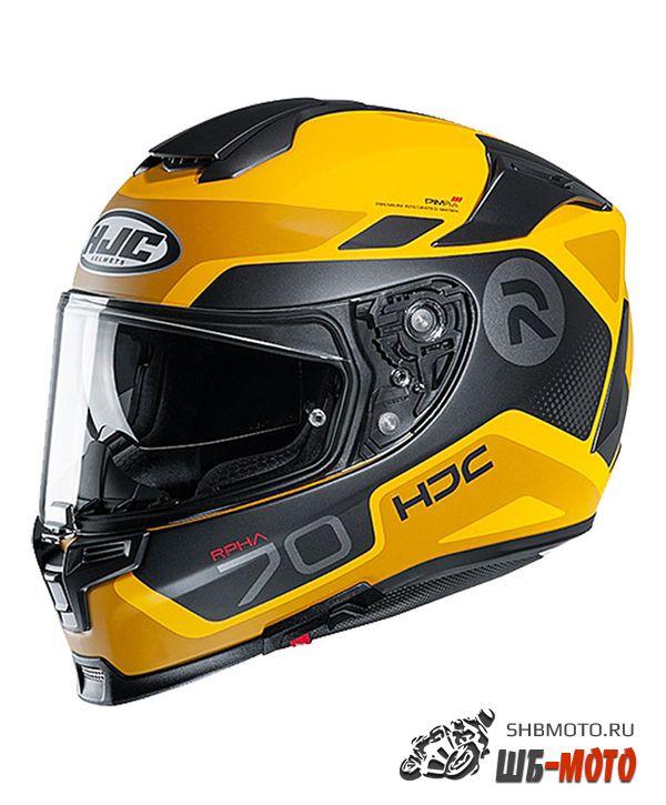 HJC Шлем RPHA 70 SHUKY MC3SF