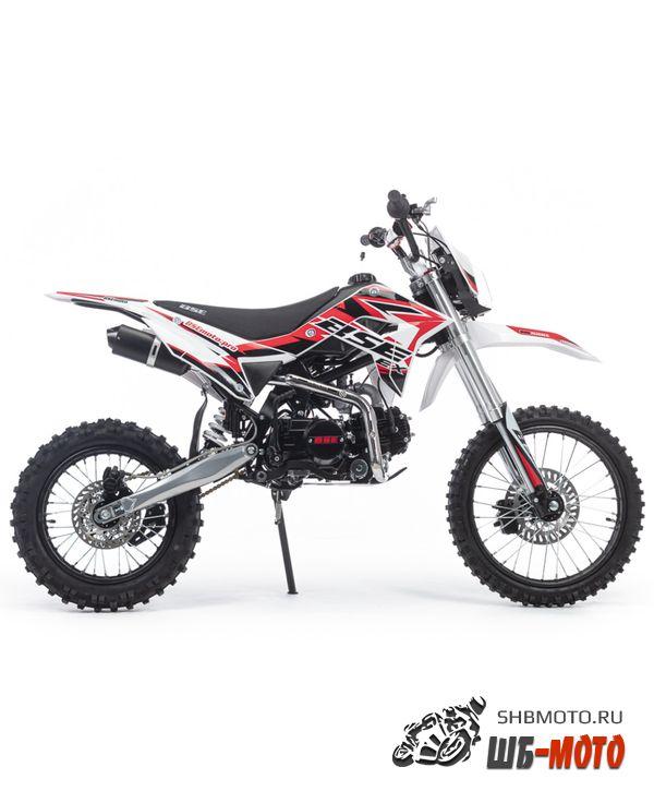 Питбайк BSE EX 125e 17/14 Red 1