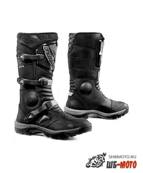 FORMA Ботинки ADVENTURE BLACK